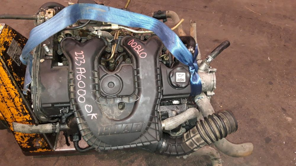 Motore Da Fiat  Doblo del 2003 1900cc.  Usato da autodemolizione