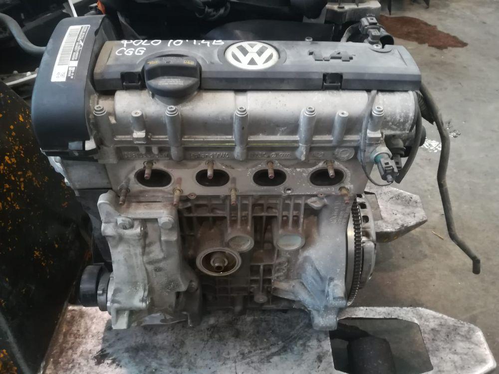 Motore Da Volkswagen  Polo del 2010 1400cc.  Usato da autodemolizione
