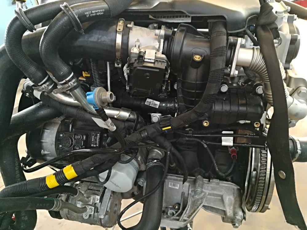 Motore Da Iveco  Daily del 2017 2cc. 145 CAVALLI 107 KW Usato da autodemolizione