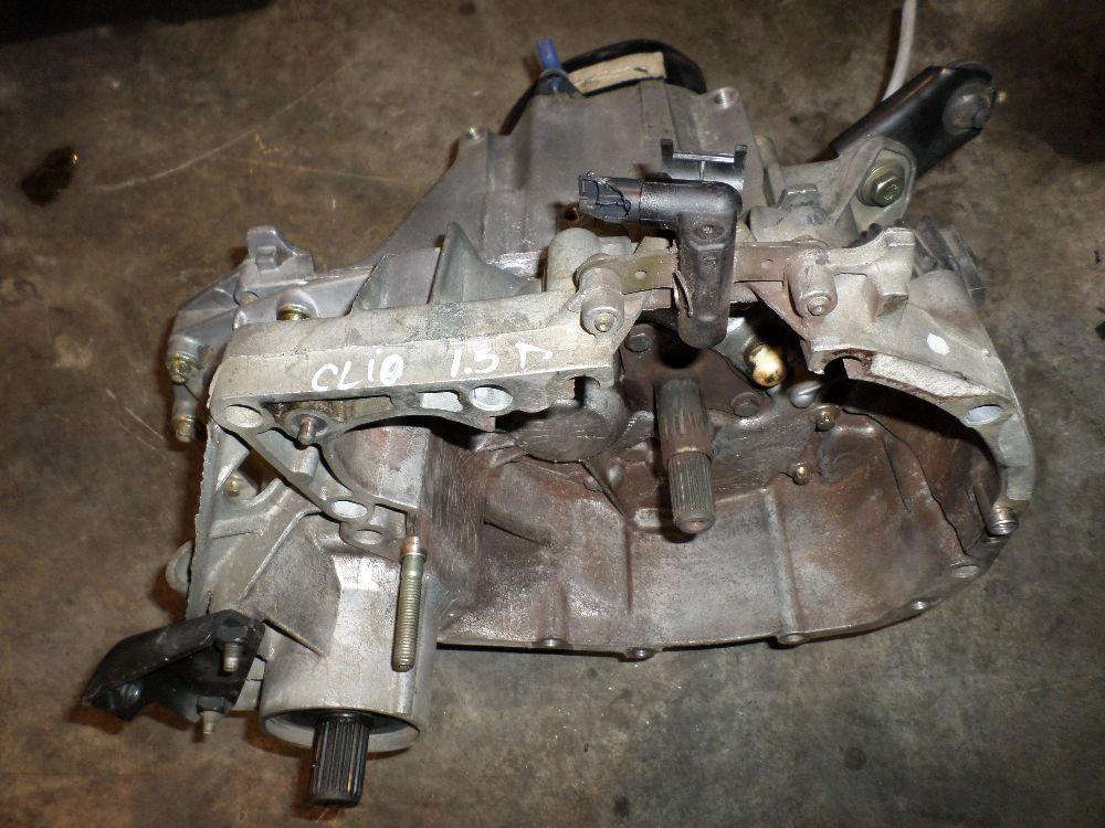 Cambio Da Renault  Clio del 2003 1500cc.  Usato da autodemolizione