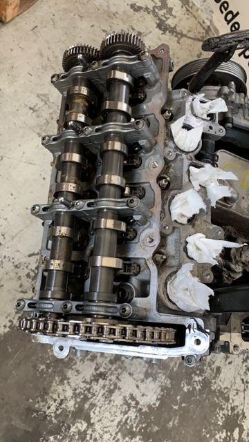 Motore cdu Da Audi  A6 del 2013 3000cc.  Usato da autodemolizione