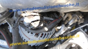 Alternatore VALEO CL15 9646321880 Peugeot  307 del 2005 1560cc.   da autodemolizione
