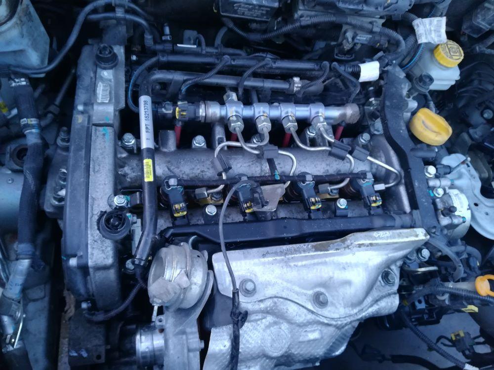Motore Da Fiat  Doblo del 2014 2cc. 1.6 multijet 16 v. Usato da autodemolizione