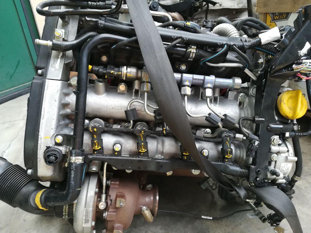 Motore Da Alfa Romeo  Giulietta del 2015 2cc. 2.0 JTDM 16V. Usato da autodemolizione