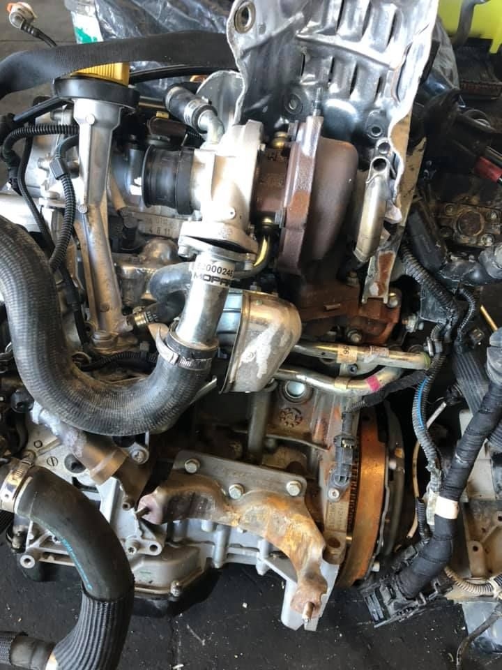 Motore Da Lancia  Y del 2017 1300cc. Multijet Usato da autodemolizione