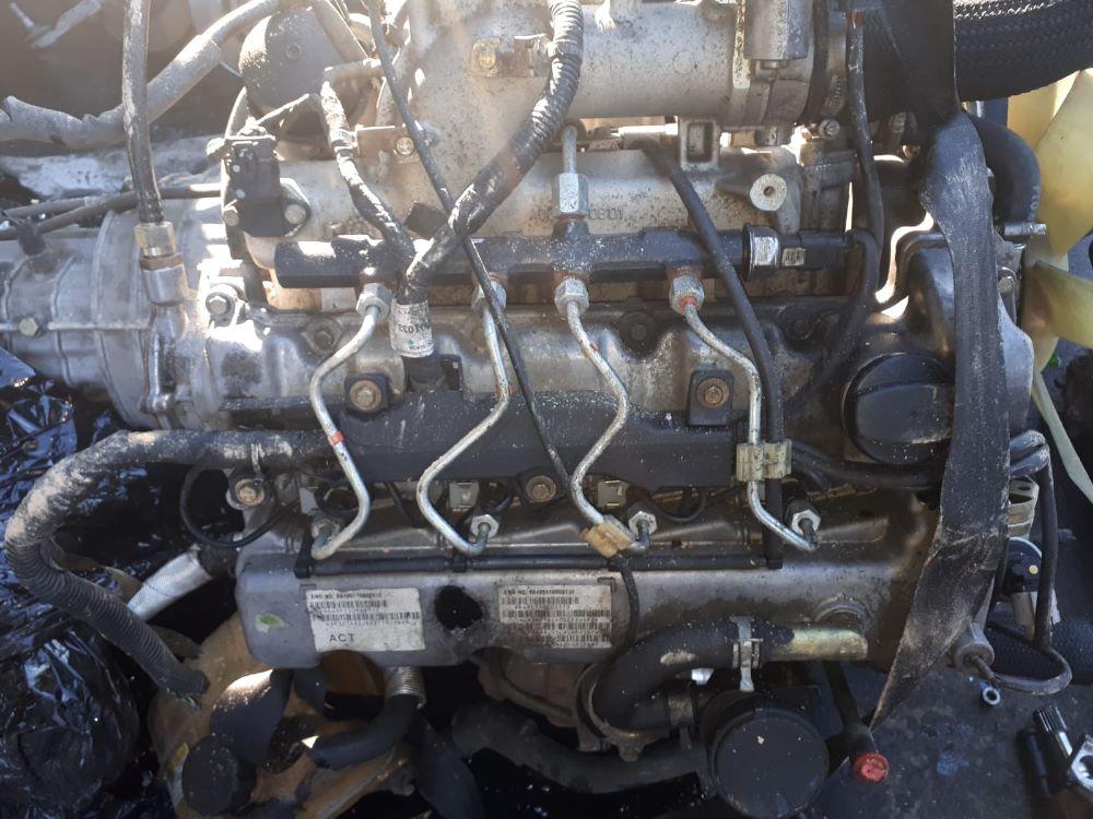 Motore 671950 Da Ssang Yong  Korando del 2014 2cc. 2.0 diesel 4 cilindri 16  Usato da autodemolizione