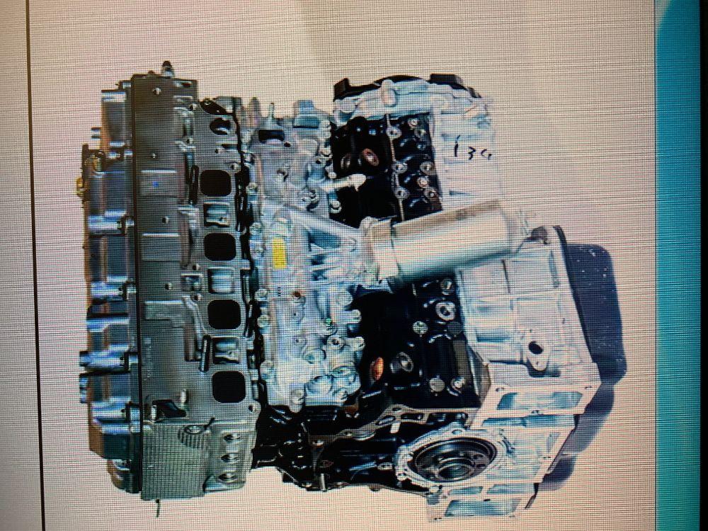 Motore 4jj1 Da Isuzu  Npr del 2012 3000cc.  Usato da autodemolizione