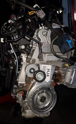 Motore B13DTC Da Opel  Corsa del 2019 1cc. Corsa E Usato da autodemolizione
