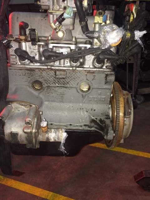 Motore 188A4.000 Da Peugeot  108 del 2008 1200cc.  Usato da autodemolizione