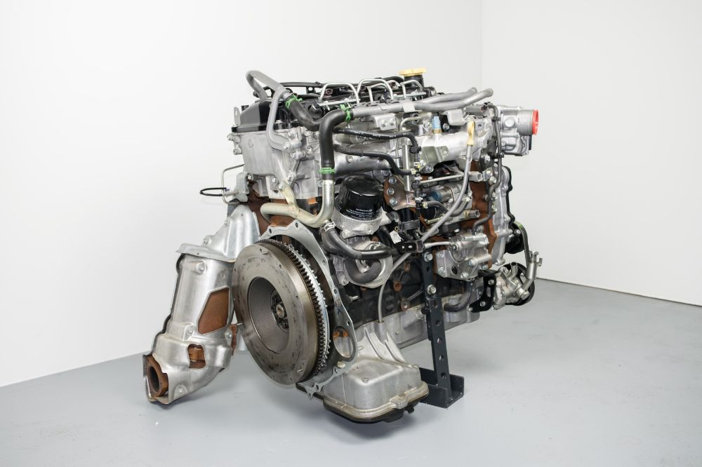 Motore yd25 Da Nissan  Kubistar del 2015 3cc. euro 5 Usato da autodemolizione
