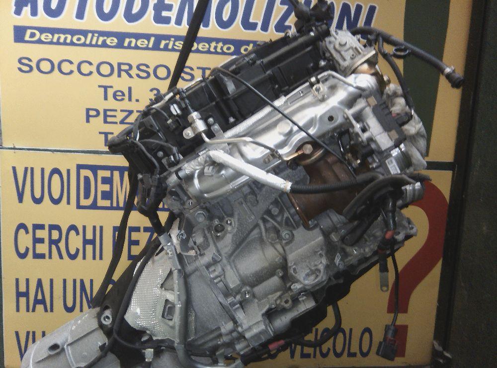 Motore B47D20A Da Bmw  220 del 2015 2000cc.  Usato da autodemolizione