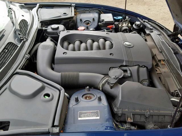 Motore 2003 JAGUAR XK8 coupe Da Jaguar  Xk del 2003 4000cc. 2003 JAGUAR XK8 coupe Usato da autodemolizione