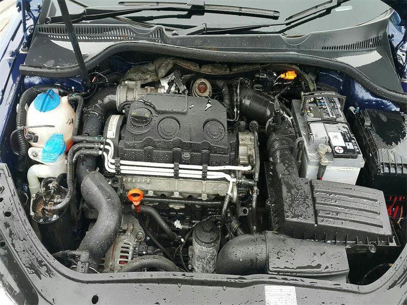 Motore Volkswagen Eos SPORT TDI  Da Volkswagen  Eos del 2006 1968cc. Volkswagen Eos SPORT TDI  Usato da autodemolizione