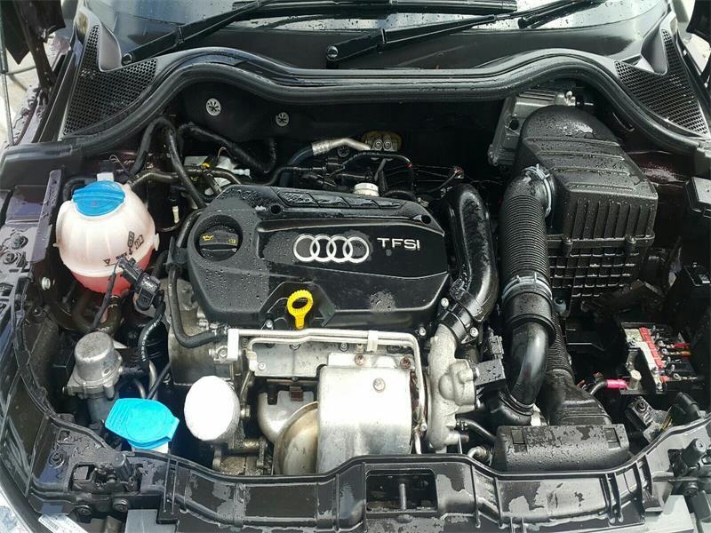 Motore MOTORE AUDI A1 TSFI SPORT Da Audi  A1 del 2014 1390cc.  Usato da autodemolizione