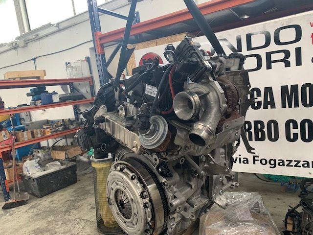 Motore n47c16a Da Mini  Countryman del 2015 2cc.  Usato da autodemolizione