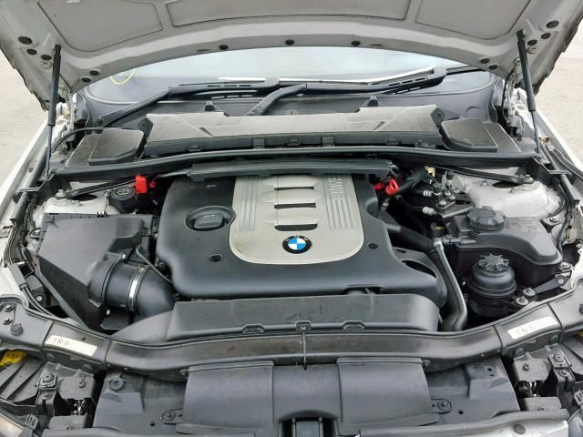 Motore BMW 335D SE A, 2007 Da Bmw  335 del 2007 3000cc. BMW 335D SE A, 2007 Usato da autodemolizione