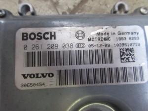 Centralina Motore Volvo  V50 del 2006 2521cc.   da autodemolizione