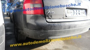 Paraurti Posteriore Audi  A6  del 2001 da autodemolizione