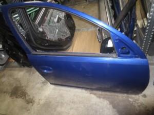 Portiera Anteriore Destra Opel  Corsa C  del 2001 da autodemolizione