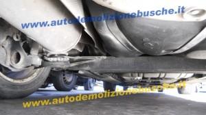 Ponte Posteriore Audi  A6 del 2001 2496cc. TD  da autodemolizione