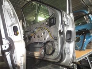 Portiera Anteriore Sinistra Mercedes-Benz  250  del 1999 da autodemolizione