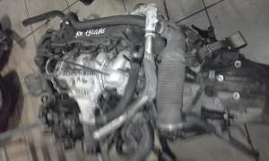 Motore 4HW Fiat  Ulysse del 2007 2200cc.   da autodemolizione