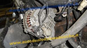 Alternatore mitsubishi RF5L A3TB4981 Mazda  6 del 2005 2000cc.   da autodemolizione