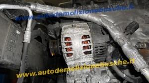 Alternatore VWAG 037903025T 90A Seat  Ibiza del 2008 1390cc.   da autodemolizione
