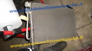Condensatore Ford  Fusion del 2004 1399cc. TDCI  da autodemolizione