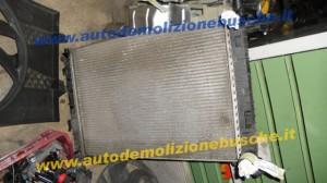 Radiatore Acqua Ford  Fusion del 2004 1399cc. TDCI  da autodemolizione