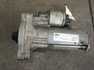 Motorino Avviamento Valeo 12J21285KCC Citroen  C2 del 2005 1600cc.   da autodemolizione
