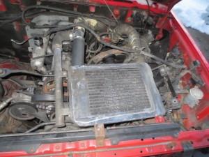 Intercooler Mitsubishi  Pajero del 1995 2477cc.   da autodemolizione
