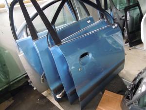 Portiera Anteriore Destra Hyundai  Atos  del 2002 da autodemolizione