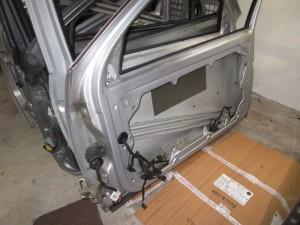 Portiera Anteriore Destra Volkswagen  Golf 4  del 2000 da autodemolizione