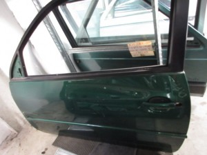 Portiera Anteriore Sinistra Volkswagen  Lupo  del 1999 da autodemolizione