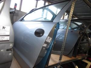 Portiera Anteriore Sinistra Opel  Corsa  del 2002 da autodemolizione
