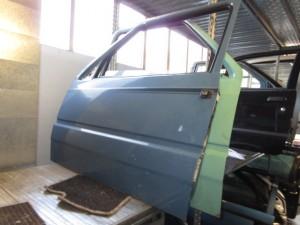 Portiera Anteriore Sinistra Fiat  Panda  del 1990 da autodemolizione