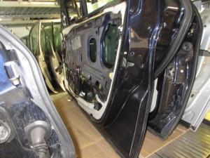 Portiera Anteriore Destra Alfa Romeo  166  del 2002 da autodemolizione