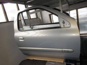 Portiera Anteriore Destra Renault  Clio  del 2003 da autodemolizione