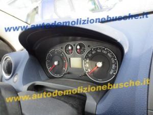 Quadro Strumenti Ford  Fiesta del 2007 1400cc. TDCI  da autodemolizione