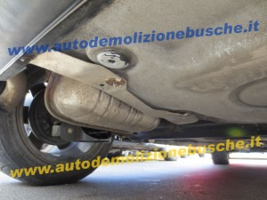 Ponte Posteriore Volkswagen  Lupo del 2003 1422cc. TDI  da autodemolizione