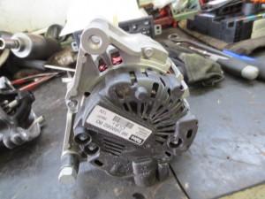 Alternatore valeo 9656956280 CL8 Citroen  C4 del 2007 1600cc.   da autodemolizione
