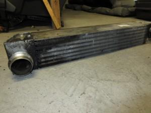 Intercooler Bmw  530 del 2007 2993cc. XD E61LI  da autodemolizione