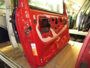 Portiera Anteriore Sinistra Fiat  Seicento  del 1999 da autodemolizione
