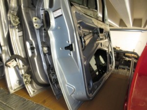 Portiera Anteriore Sinistra Citroen  Berlingo  del 2002 da autodemolizione
