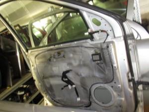 Portiera Anteriore Sinistra Kia  Sorento  del 2005 da autodemolizione