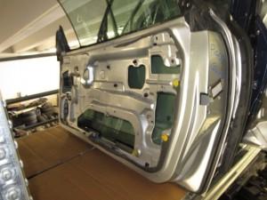 Portiera Anteriore Destra Peugeot  406 coupe' del 2001 da autodemolizione