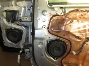 Portiera Anteriore Destra Toyota  Yaris  del 2002 da autodemolizione
