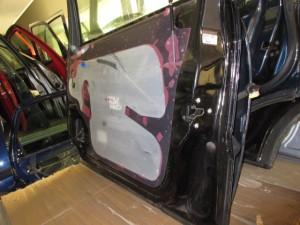 Portiera Anteriore Destra Opel  Zafira  del 2002 da autodemolizione