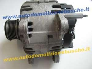 Alternatore VALEO 06F903023C Seat  Altea del 2006 1900cc.   da autodemolizione